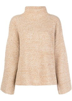 Reformation Fern funnel-neck jumper