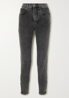 Reformation Net Sustain High-rise Slim-leg Jeans