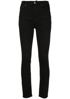 Reformation high-waisted skinny jeans