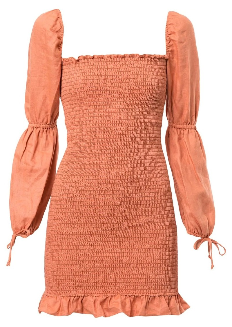 Hilary smock dress