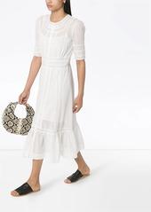 Reformation Oxford midi dress