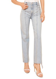 Reformation '70s Seamed Jeans
