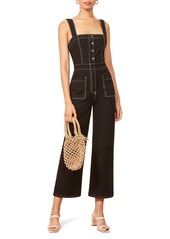 Reformation Amory Wide Leg Jumpsuit
