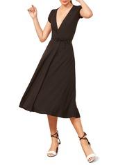 Reformation Becca Midi Dress