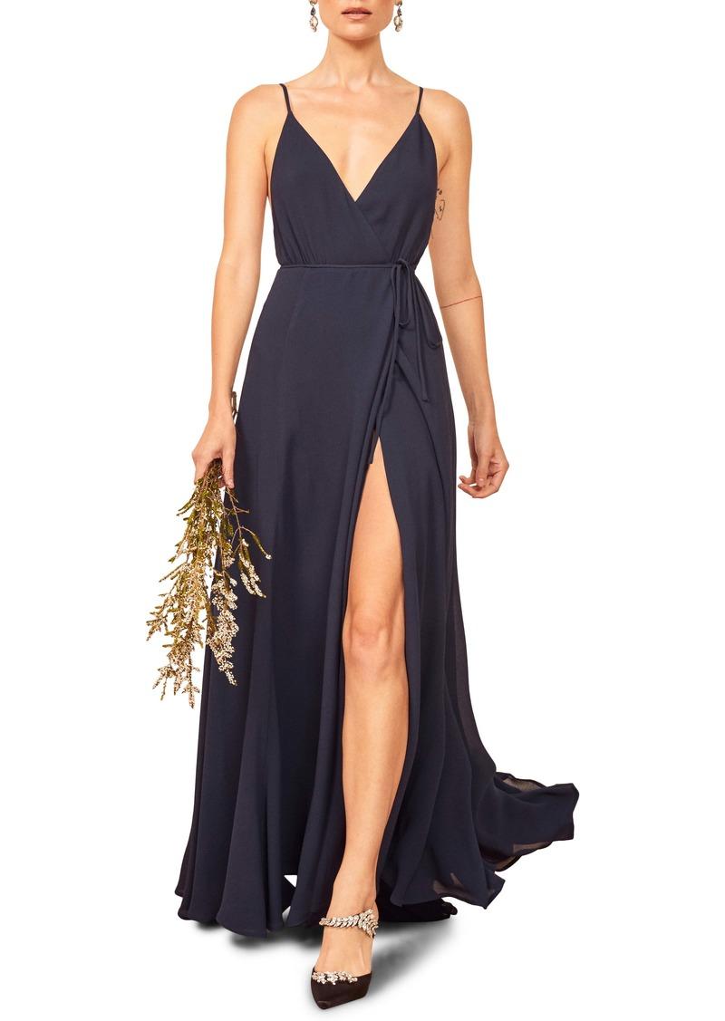 Reformation Callalily Sleeveless Maxi Dress