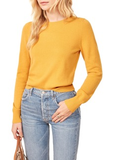 Reformation Cashmere Blend Sweater