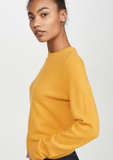 Reformation Cashmere Crew Sweater