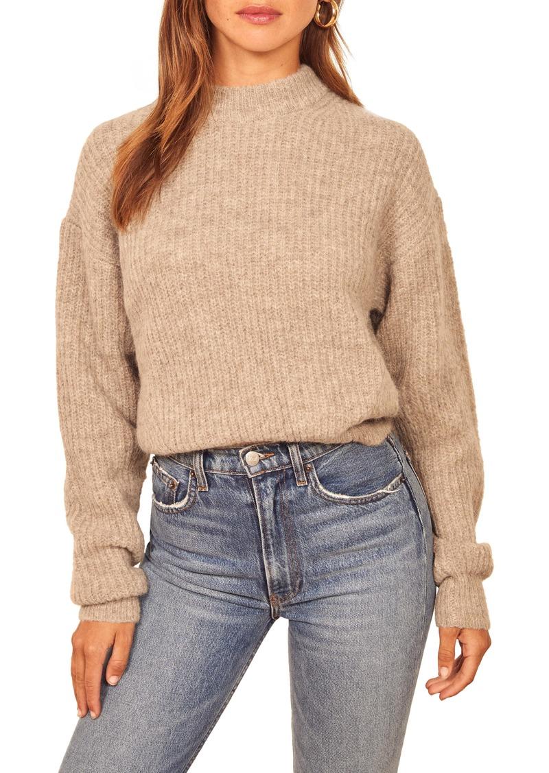 Reformation Finn Sweater