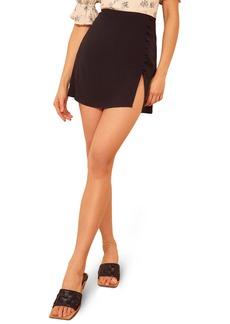 Reformation Fran Miniskirt