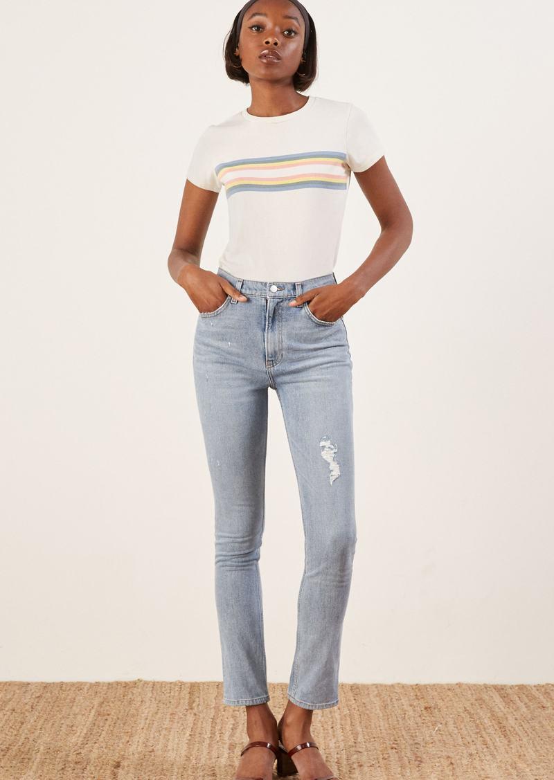 c9a0778cf924fb Reformation Reformation Hepburn High & Skinny Jeans | Denim