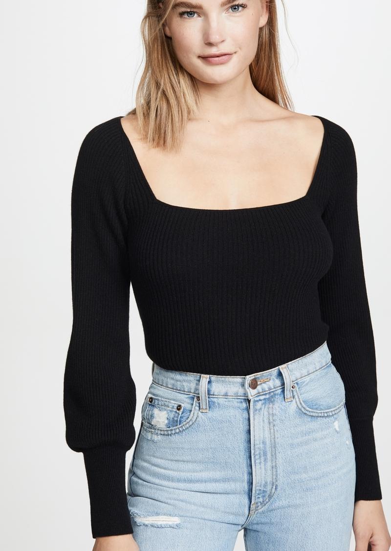 Reformation Isabel Cashmere Sweater