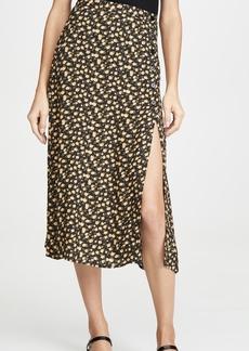 Reformation Jaime Skirt