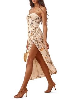Reformation Kourtney Midi Dress