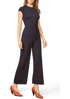 Reformation Marina Jumpsuit