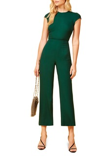 Reformation Mayer Jumpsuit