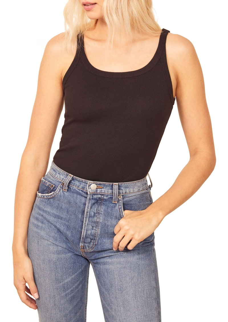 Reformation Milly Tank Top