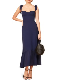 Reformation Nikita Midi Dress
