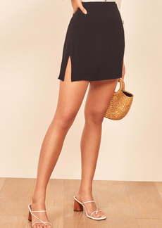 Reformation Tamara Miniskirt