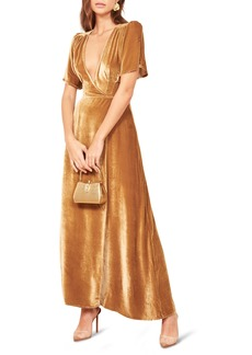 Reformation Tiffany Maxi Dress