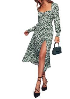 Reformation Wallflower Midi Dress