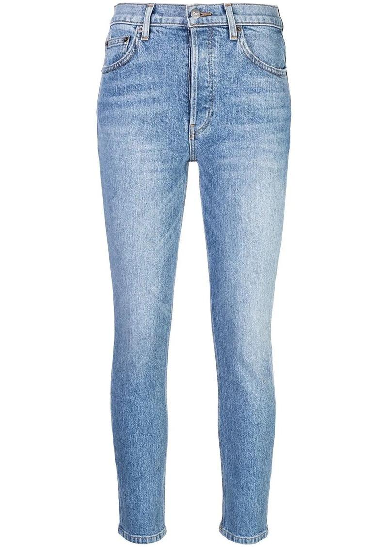 Serena skinny cropped jeans