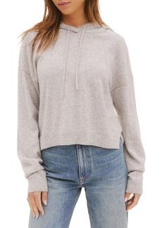 Women's Reformation Cashmere Hoodie Sweater