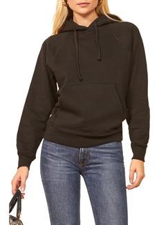 Women's Reformation Tanner Organic Cotton Hoodie