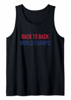 REI Fourth of July - Patriotic - USA - Independence Day Tank Top