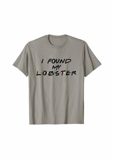 REI Friends - I Found My Lobster T-Shirt