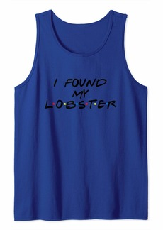REI Friends - I Found My Lobster Tank Top
