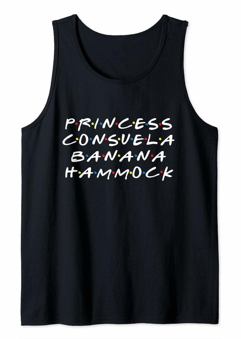 REI Princess Consuela Banana Hammock Tank Top