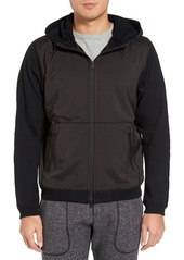 Reigning Champ Mixed Media Hoodie