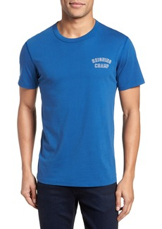 Reigning Champ Varsity Logo T-Shirt