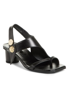 Reike Nen Embellished Leather Sandal (Women)