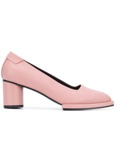 Reike Nen square toe pumps - Pink & Purple