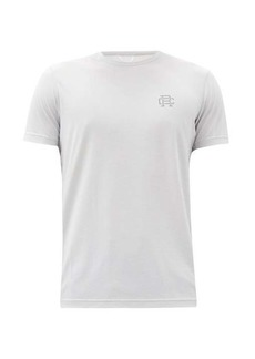 Reigning Champ Deltapeak 90 logo-print jersey T-shirt