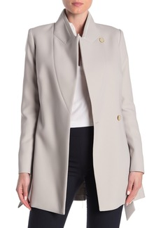 Reiss Clarence Satin Faced Blazer