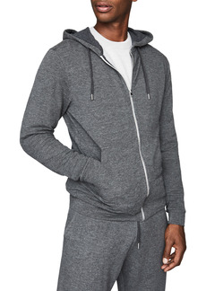 Men's Reiss Greg Slim Fit Zip-Up Hoodie