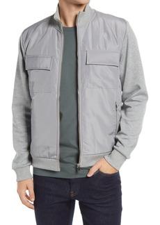 Men's Reiss Men's Sainter Slim Fit Bomber Jacket