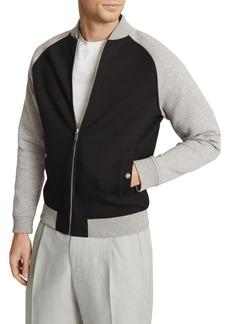 Men's Reiss Nathan Slim Fit Zip Jacket