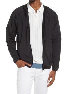 Men's Reiss Toby Windproof Zip Hooded Jacket