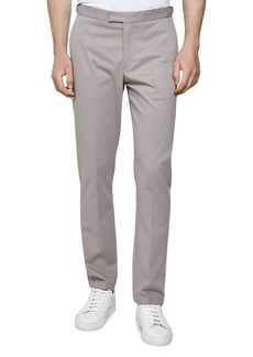 REISS Ache Brushed Slim Fit Trousers
