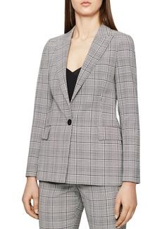 REISS Alenna Tailored Blazer
