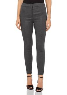 REISS Arla Jacquard Skinny Pants