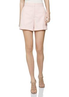 REISS Beatrix Textured Shorts