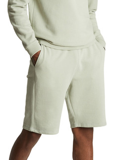 Reiss Belsay Cotton Fleece Shorts
