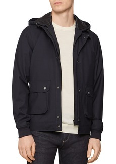REISS Bevan Jacket with Detachable Hood