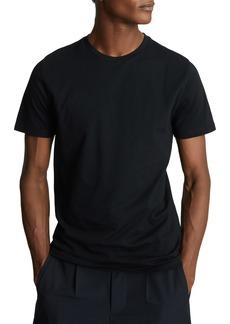 Reiss Bless Solid Crewneck T-Shirt