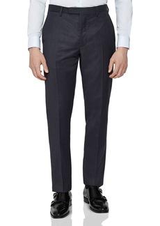REISS Crimson Plain Slim Fit Trousers