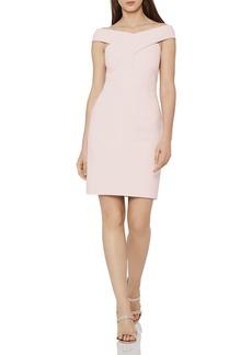 REISS Darina Off-the-Shoulder Dress